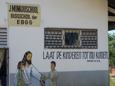 John Monkou School
